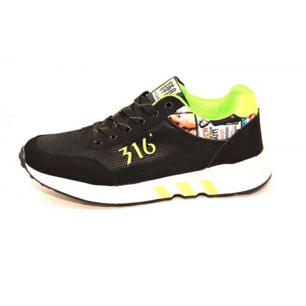 Pantofi sport B114-CMM08 E