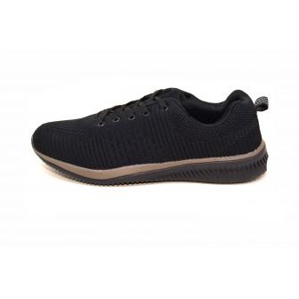 Pantofi sport Ares Black