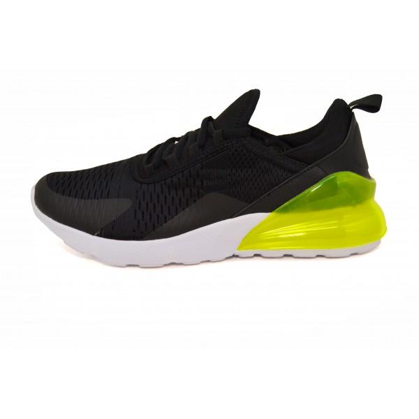 Pantofi sport Joy Black-Yellow C-E