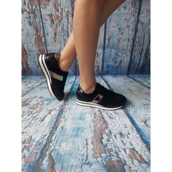 Pantofi casual Ella Silver C