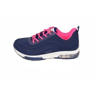 Pantofi casual Mimi Pink