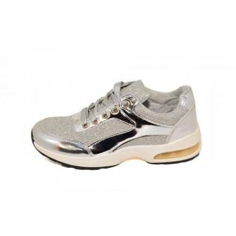 Pantofi casual Kinda Grey