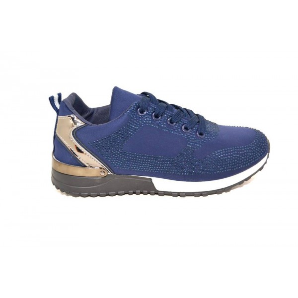 Pantofi casual Lindy Blue