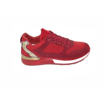 Pantofi casual Lindy Red