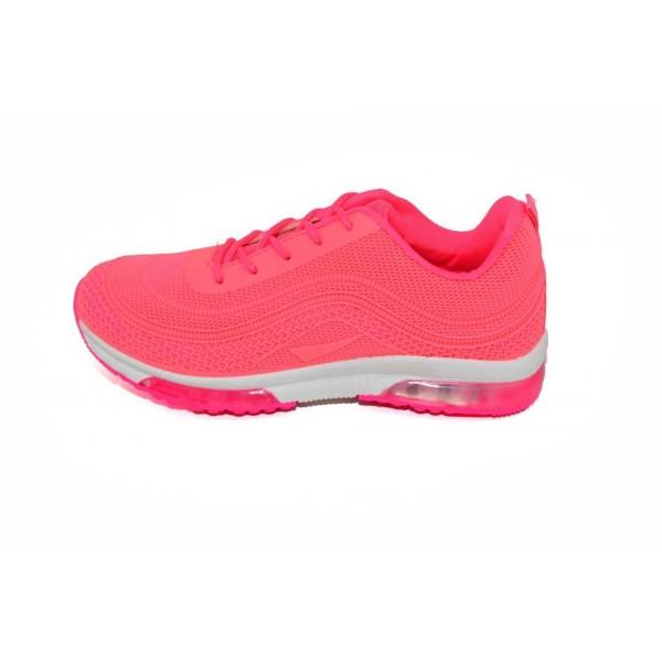 Pantofi casual Mimi Pink VV