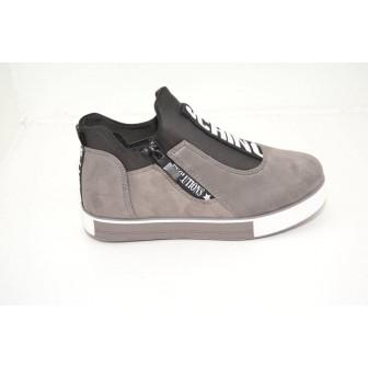 Pantofi casual Schino Grey