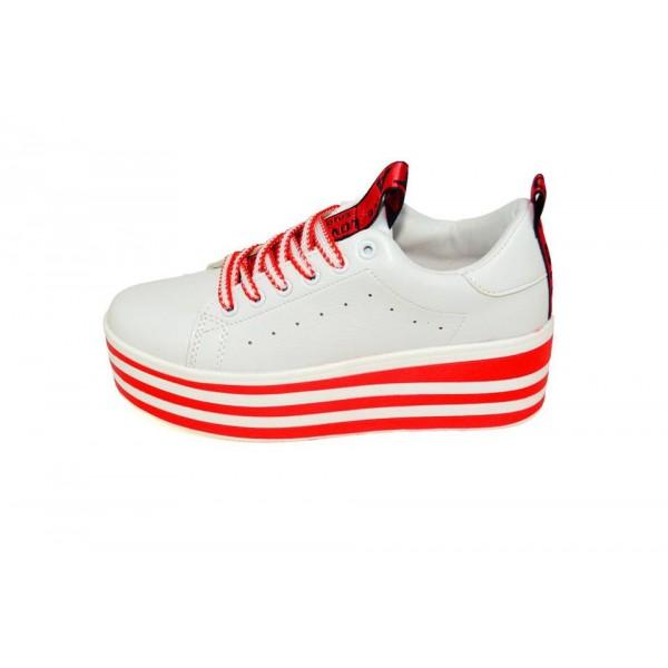 Pantofi casual Tallin 2 White E
