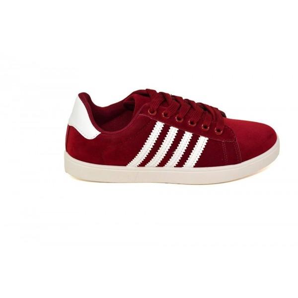 Pantofi sport Carlas Bordo