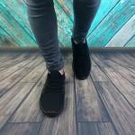 Pantofi sport Alfo Negru