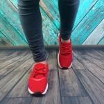 Pantofi sport Dexter Rosu B