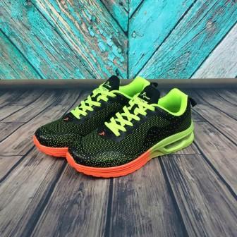 Pantofi sport Aldos Portocaliu/Verde